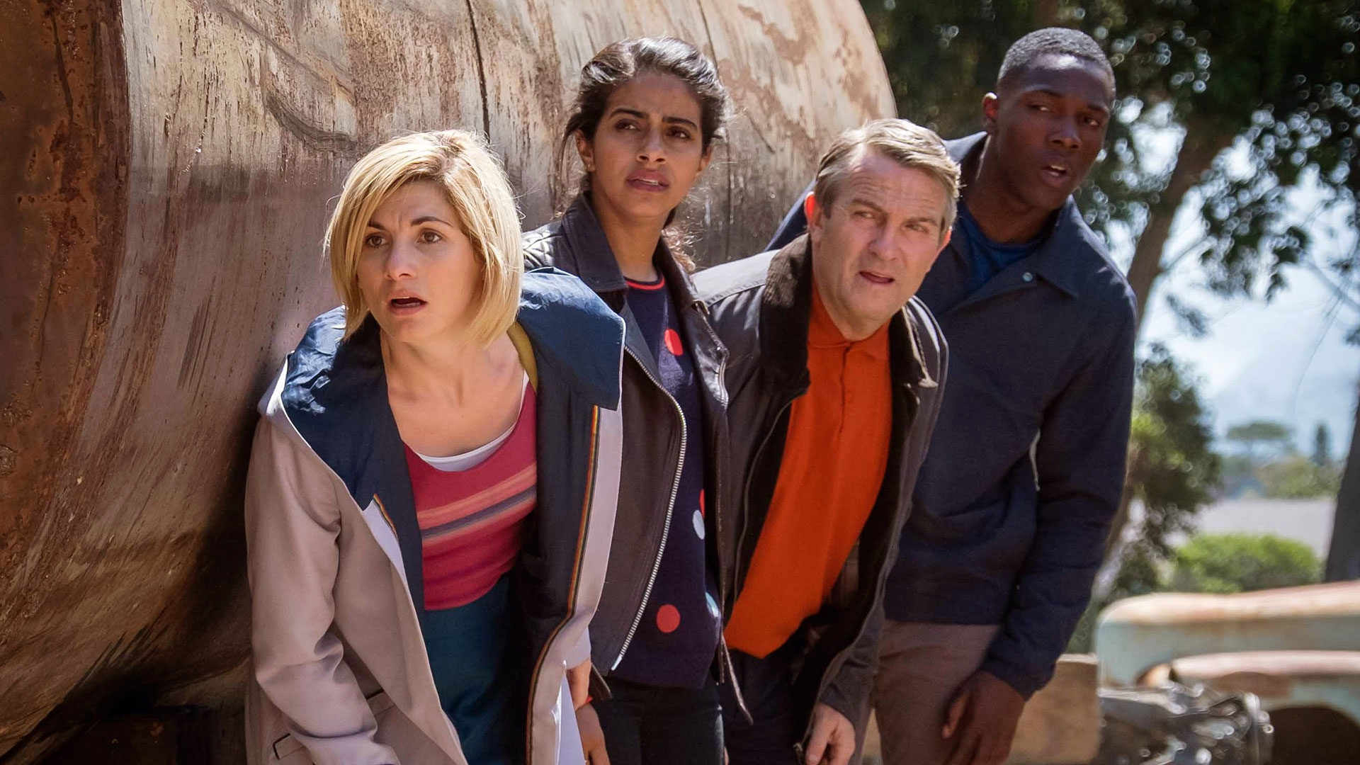 watch dr who free