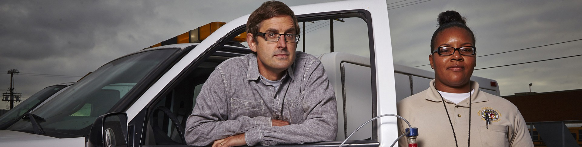Louis Theroux: LA Stories - City of Dogs