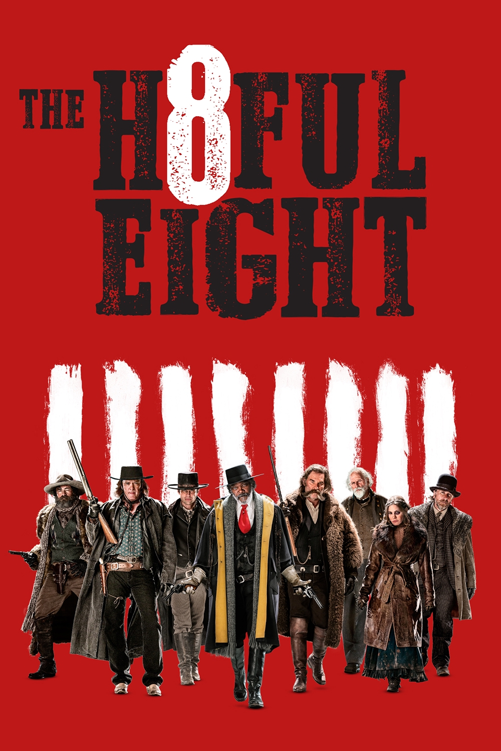 Stream The Hateful Eight Online   Download and Watch HD ...