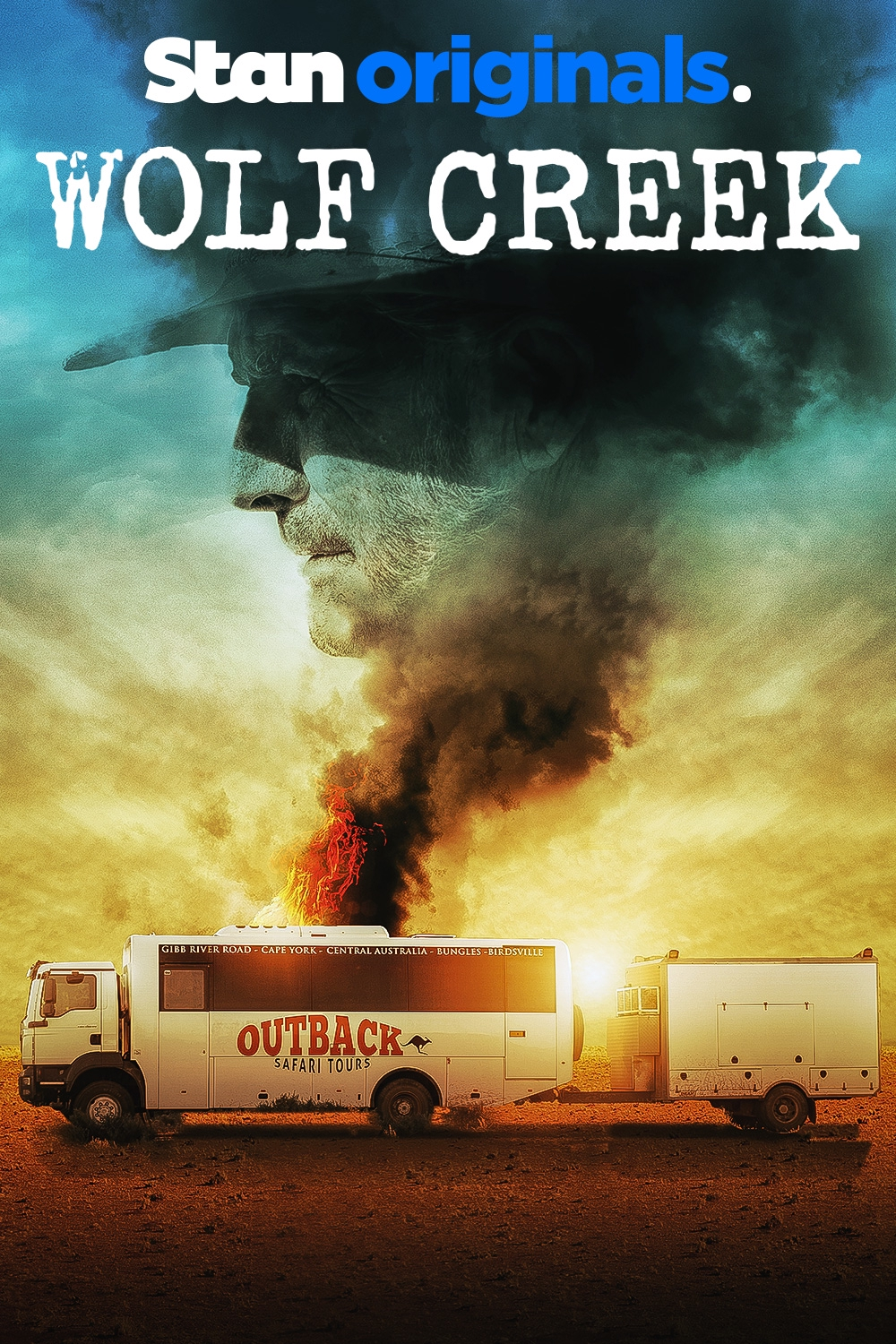 Watch Wolf Creek Season 2 | Now Streaming Only on Stan