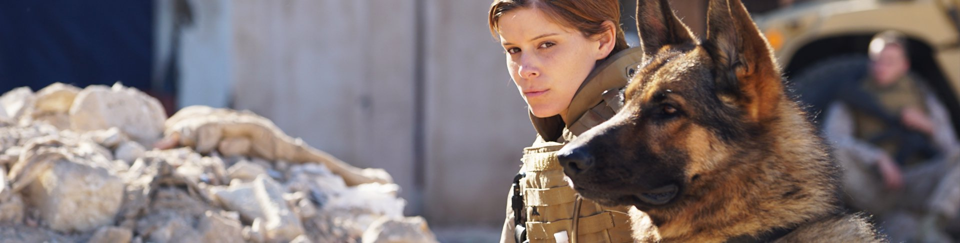Watch Megan Leavey (Rex) Online | Stream HD Movies | Stan