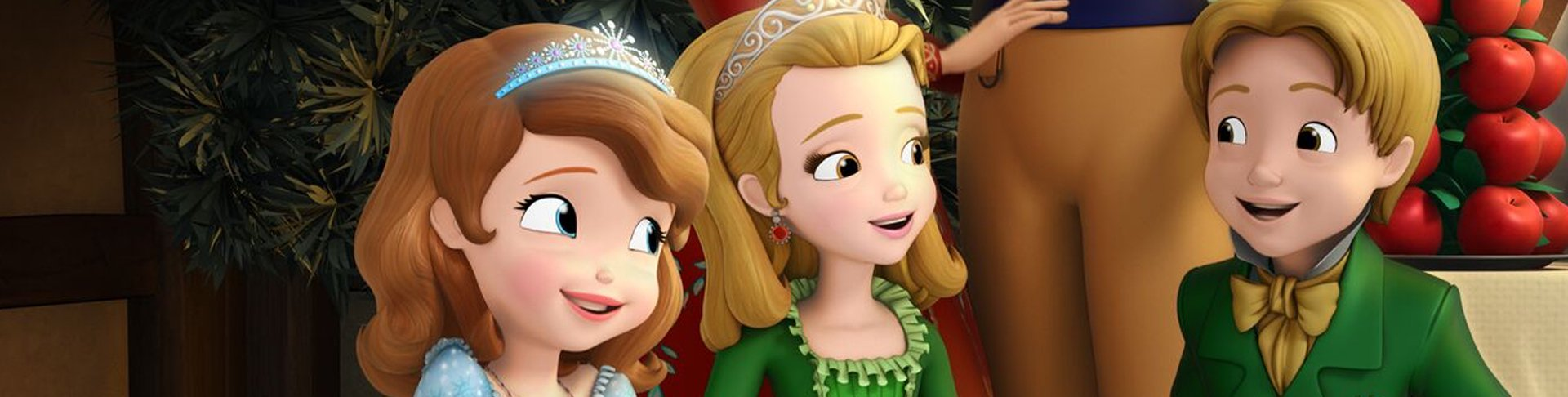 Watch Sofia The First: Once Upon A Princess Online | Stream HD Movies | Stan