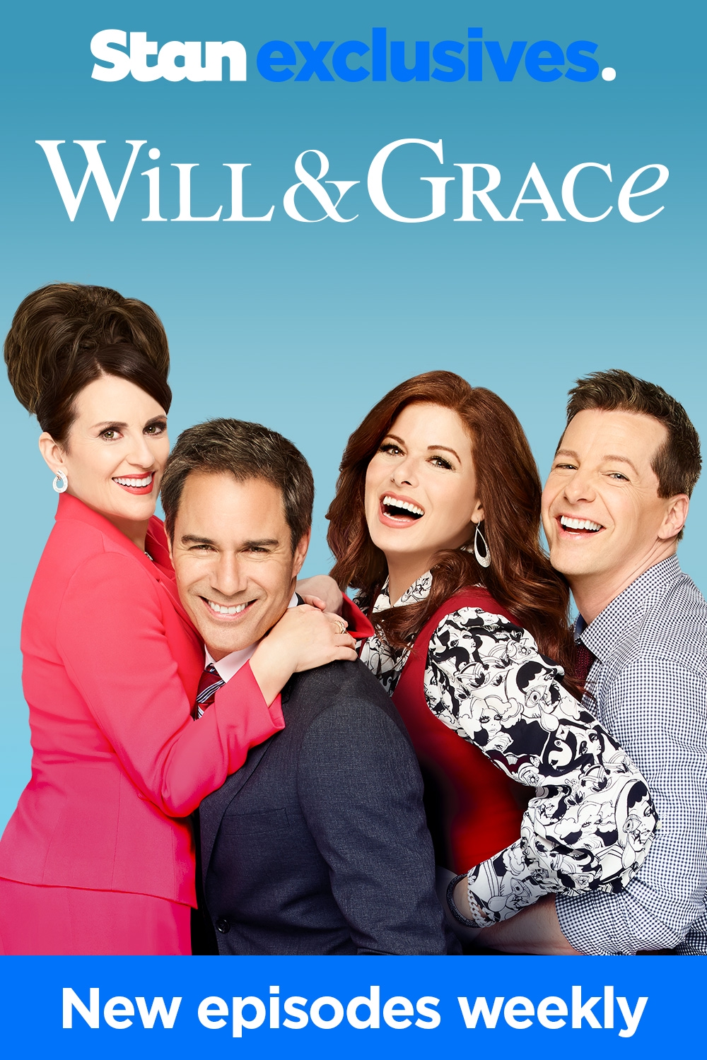 Will And Grace Streaming