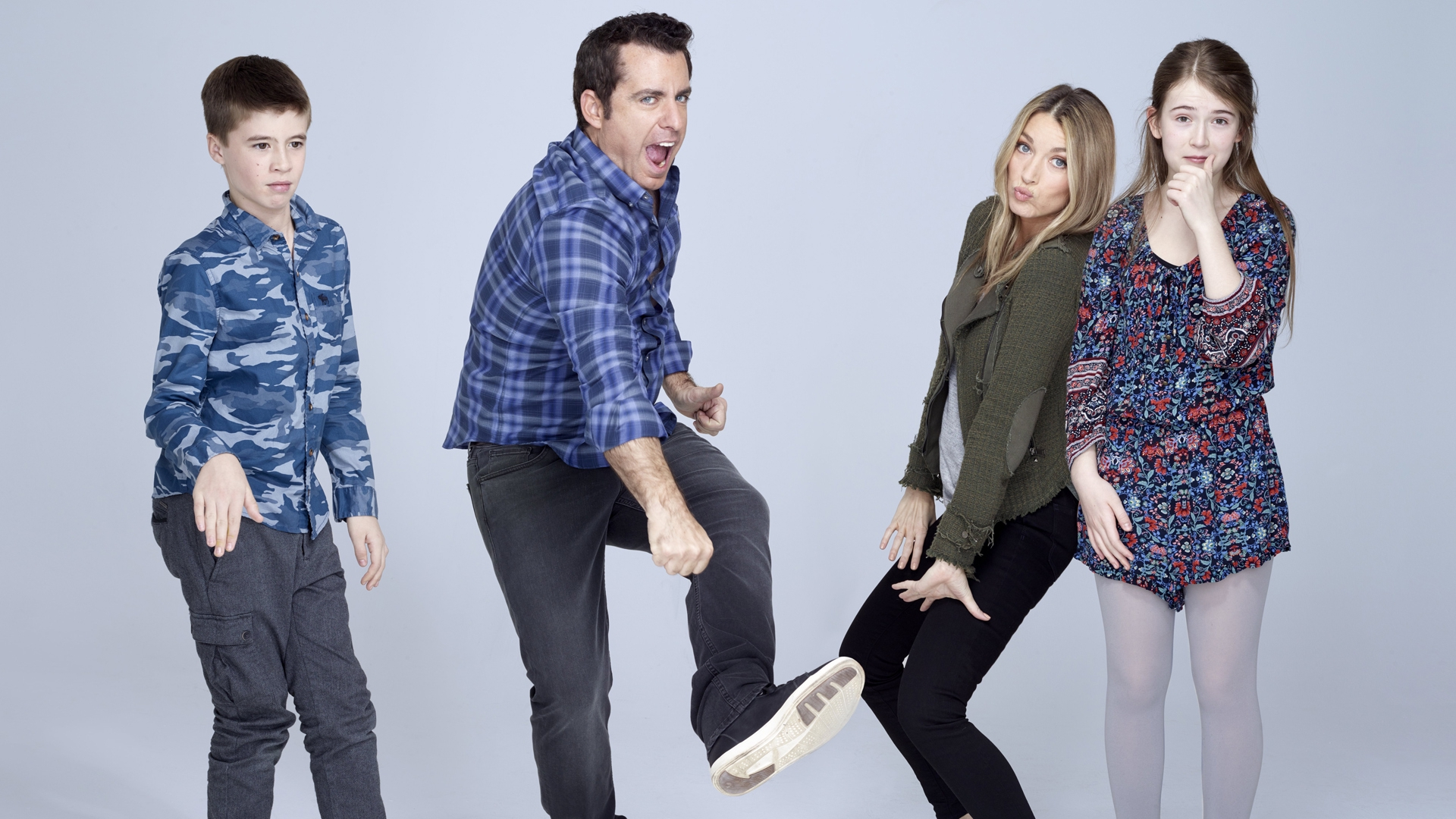 Watch The Detour | New Season Now Streaming | Only on Stan