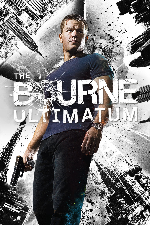 The Bourne Ultimatum Stream