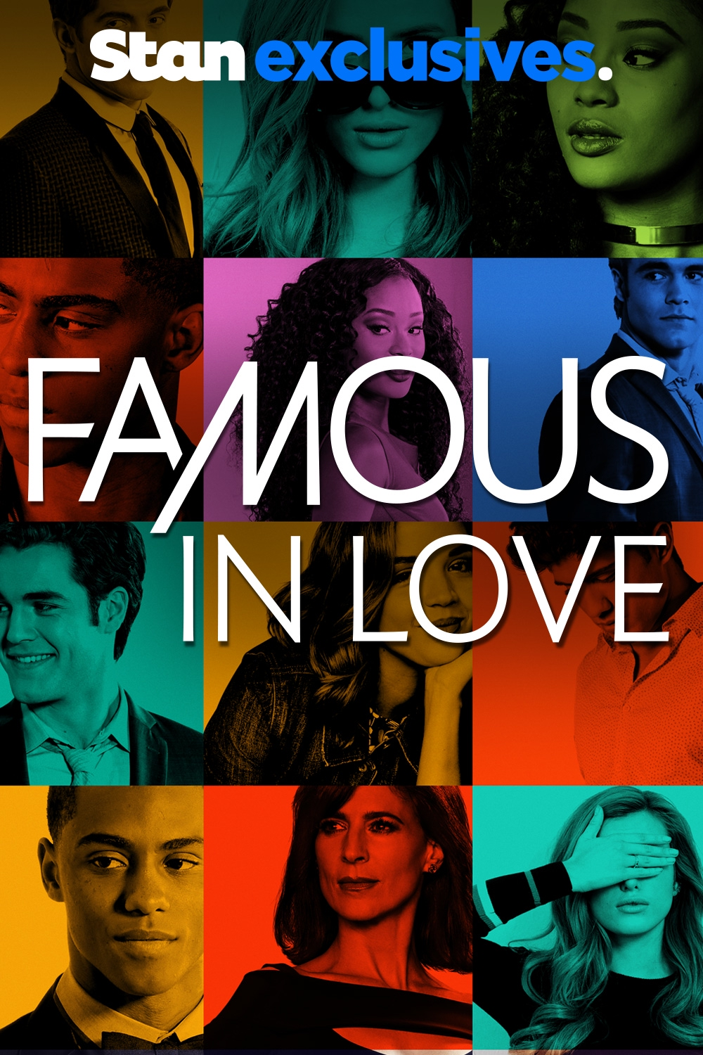 famous in love stream