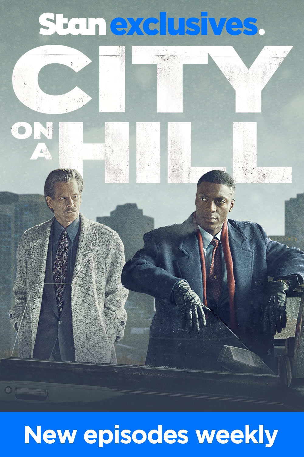 City On A Hill | Brand New Season Now Streaming | Stan
