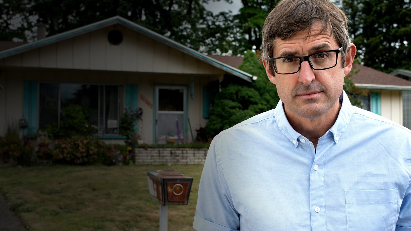 Louis Theroux: Altered States - Love Without Limits