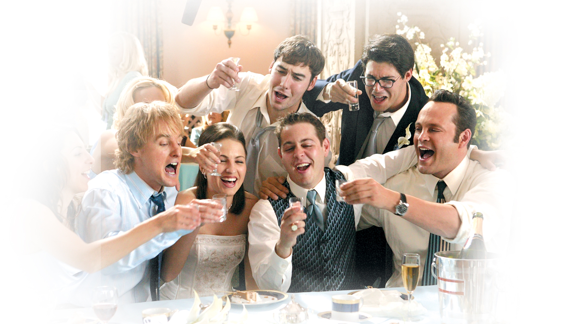 wedding crashers sociology The screw you effect a psychological term when a partic-p-nt is in an experiment you may not get accurate results because they are aware of the experiment and in turn go out of their way to do everything wrong or go against everything u ask them to.