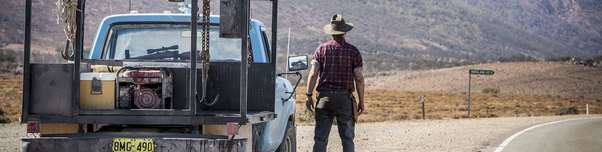 Wolf Creek 2: Director's Cut