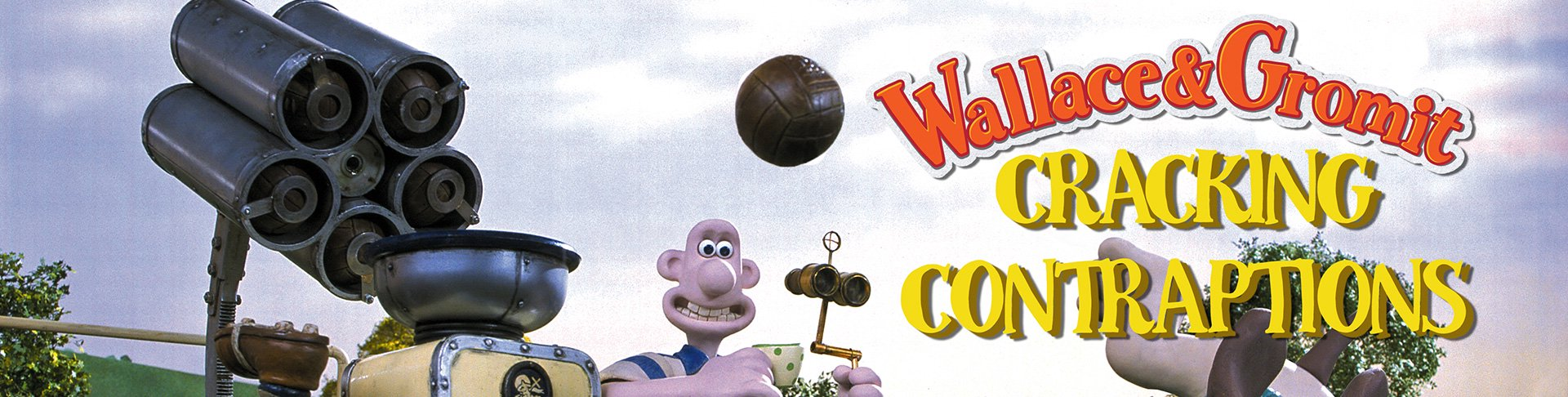 Wallace and Gromit: Cracking Contraptions