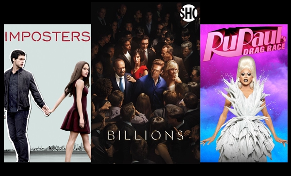 Stream TV Shows like Drop Dead Diva, Better Call Saul and Community