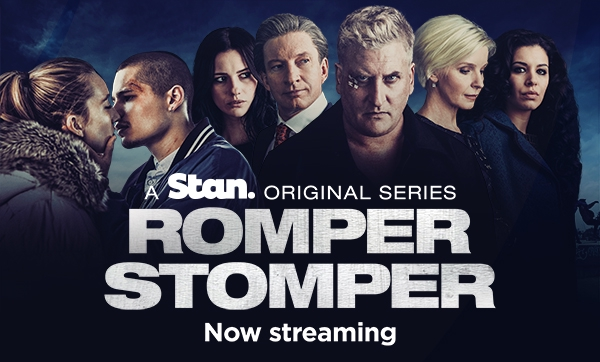 Romper Stomper - Now Streaming