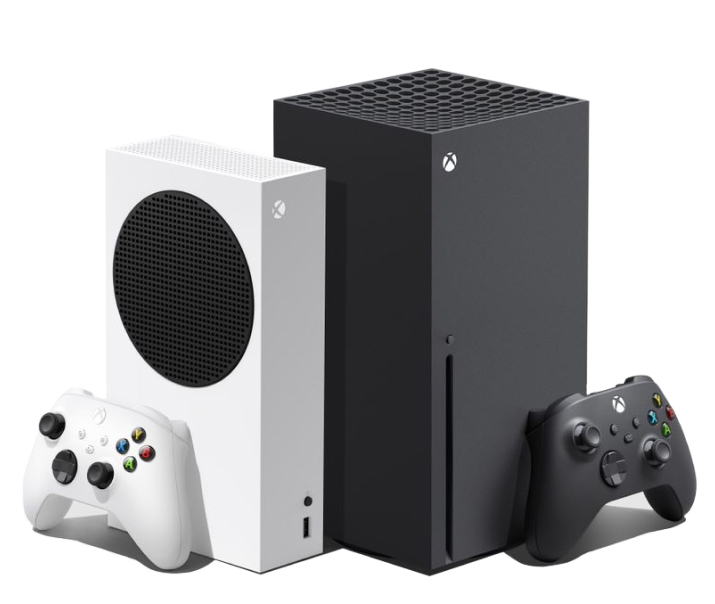 Xbox Series X, Series S and One