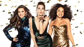 Raise a glass! The brand new season of the Bold Type is now streaming, only on Stan.