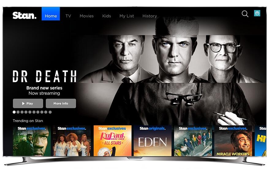 LG, Samsung, Sony, Hisense and TCL Smart TVs